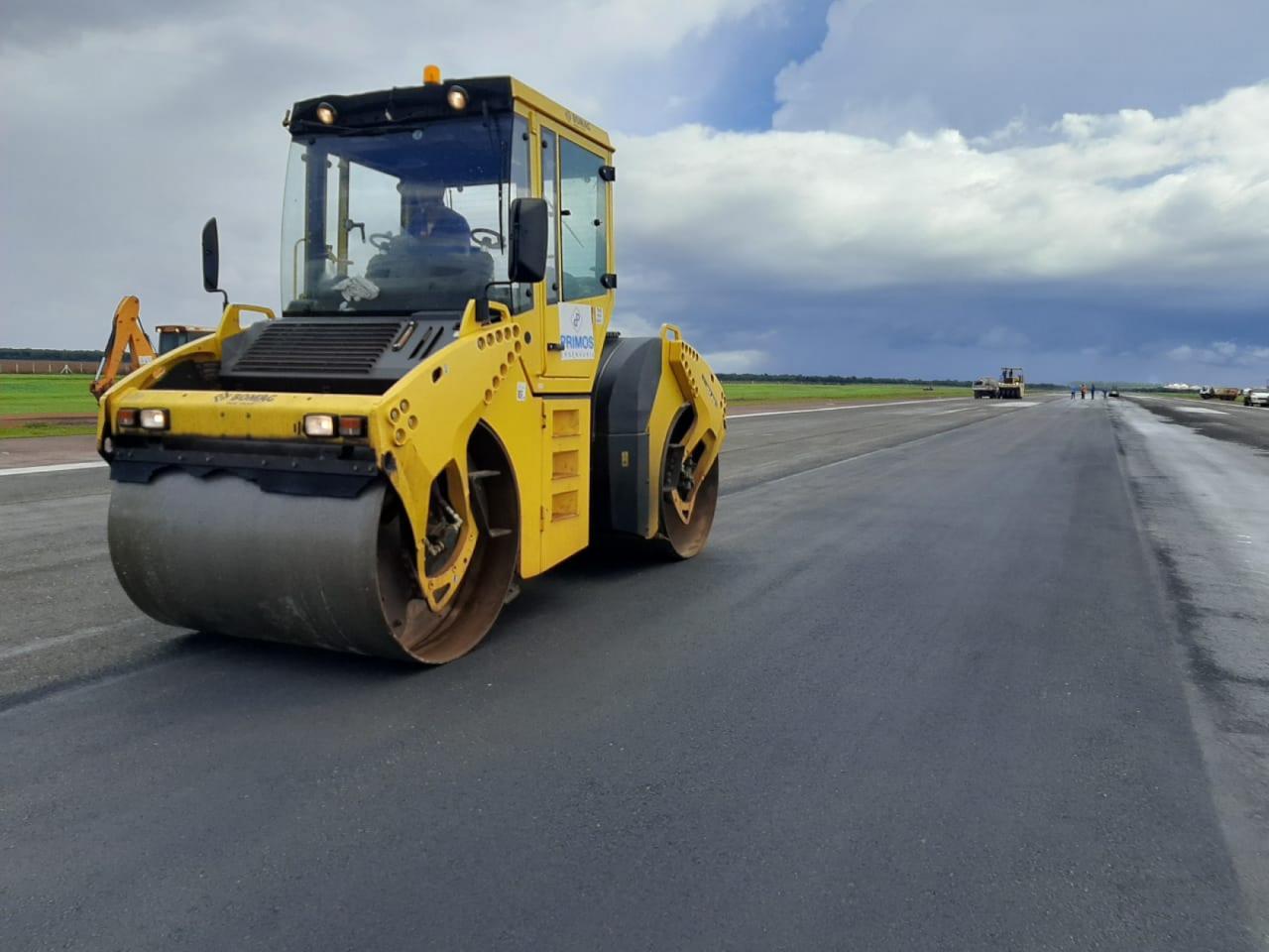 Aeroporto Adolino Bedin em Sorriso (MT) será fechado por 45 dias; objetivo é acelerar recuperação da pista de pouso e decolagem
