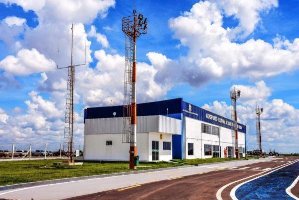 Secretaria realiza reunião para explicar processo licitatório para manutenção de hangares