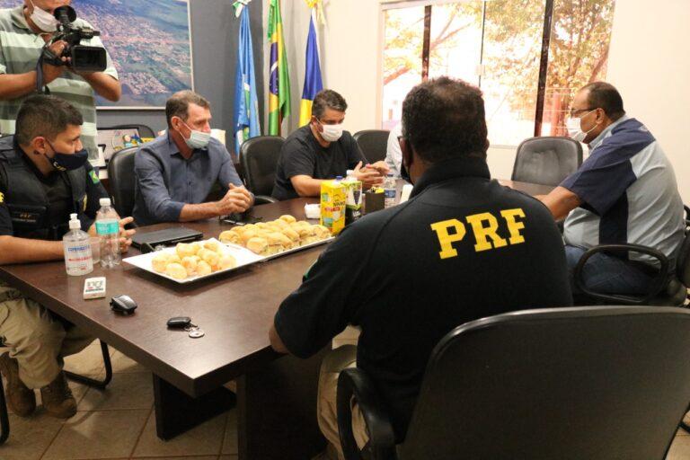 Guarantã do Norte (MT) implantará Posto da Polícia Rodoviária Federal