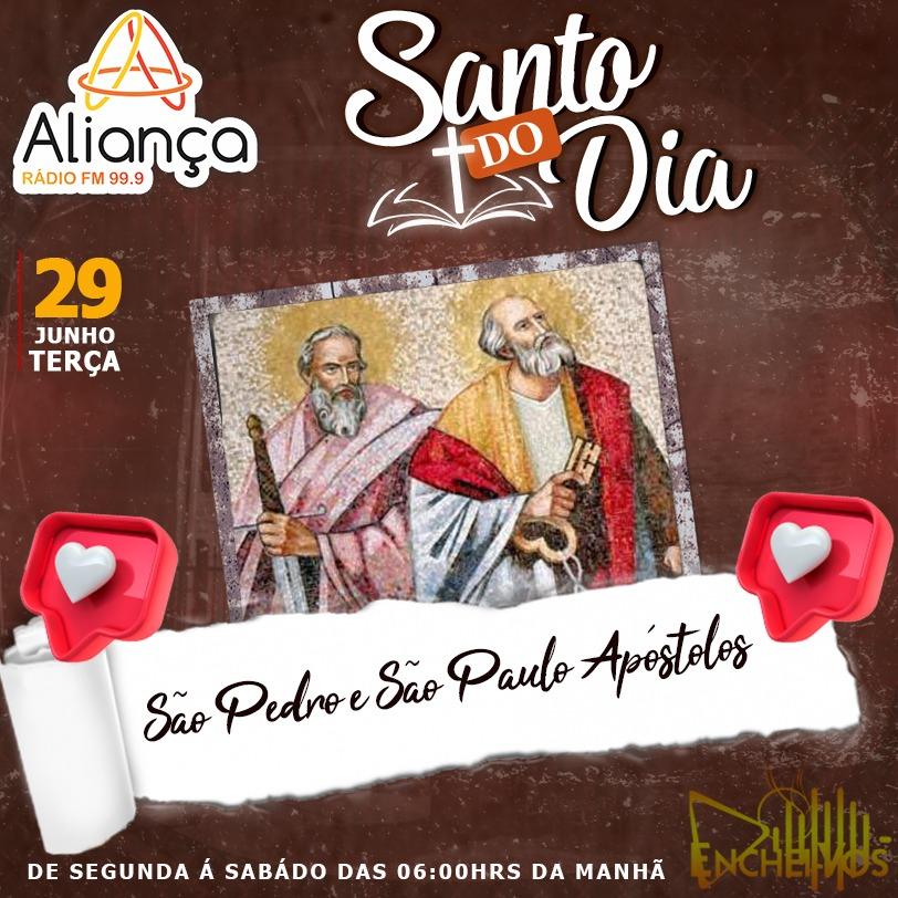 """""""Santo do Dia"""": conheça São Pedro e São Paulo, Apóstolos de Cristo"""