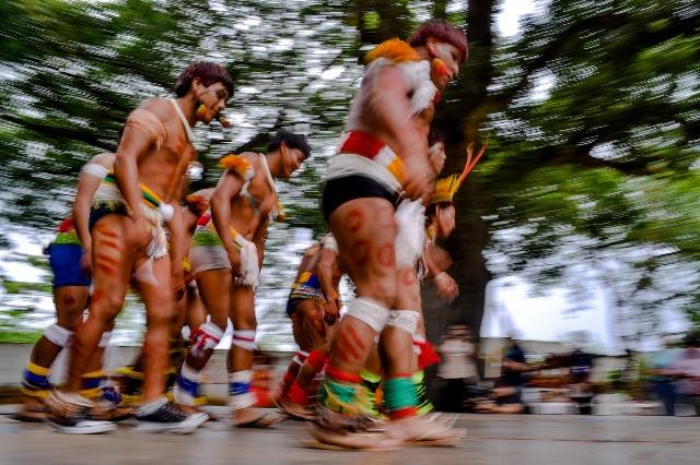 População indígena lidera índice de vacinação no Brasil