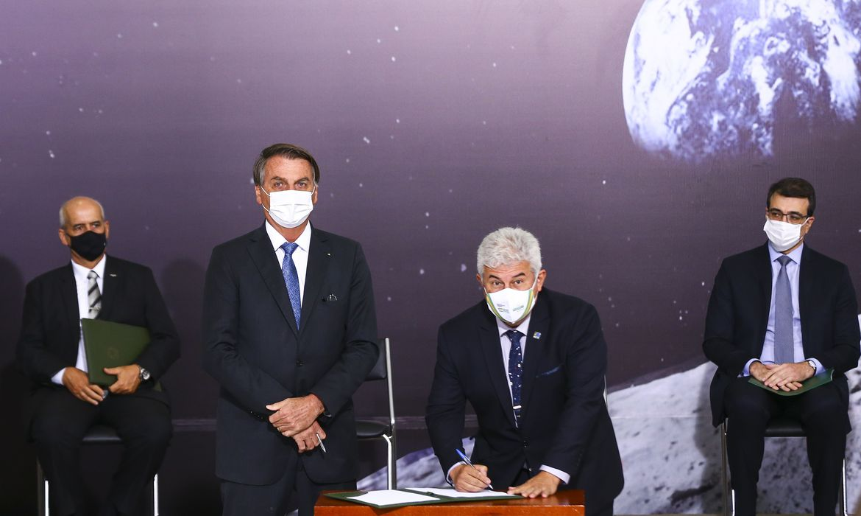 Brasil adere a acordo dos EUA para exploração pacífica do espaço
