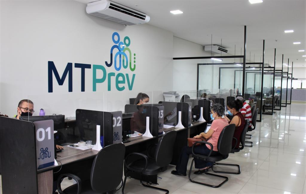 Aposentados e pensionistas do MTPrev devem regularizar situação cadastral até dia 10