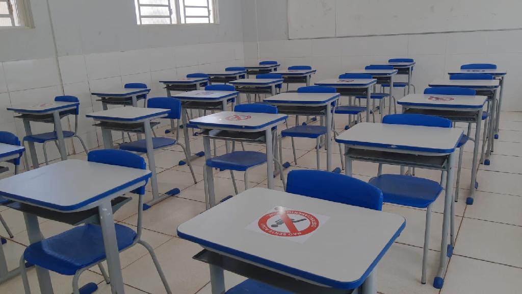 Governo de MT divulga como vai funcionar o retorno das aulas na modalidade híbrida a partir do dia 03 de agosto