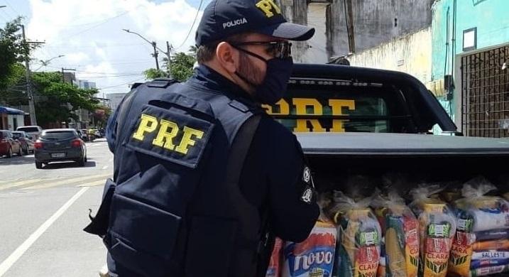 Polícia Rodoviária Federal  lança Campanha Estrada Solidária