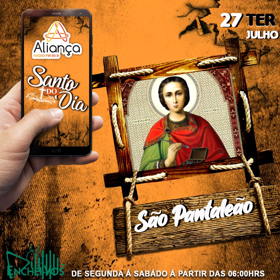 """""""Santo do Dia"""": conheça São Pantaleão, médico e mártir"""