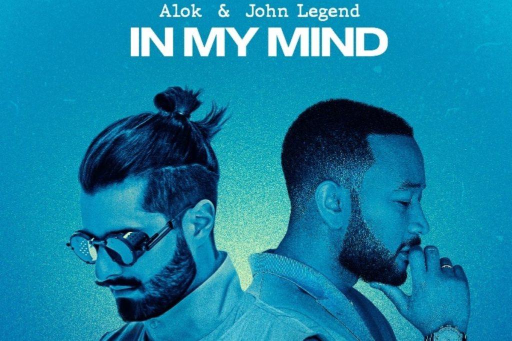 Alok e John Legend lançam hit internacional 'In My Mind'