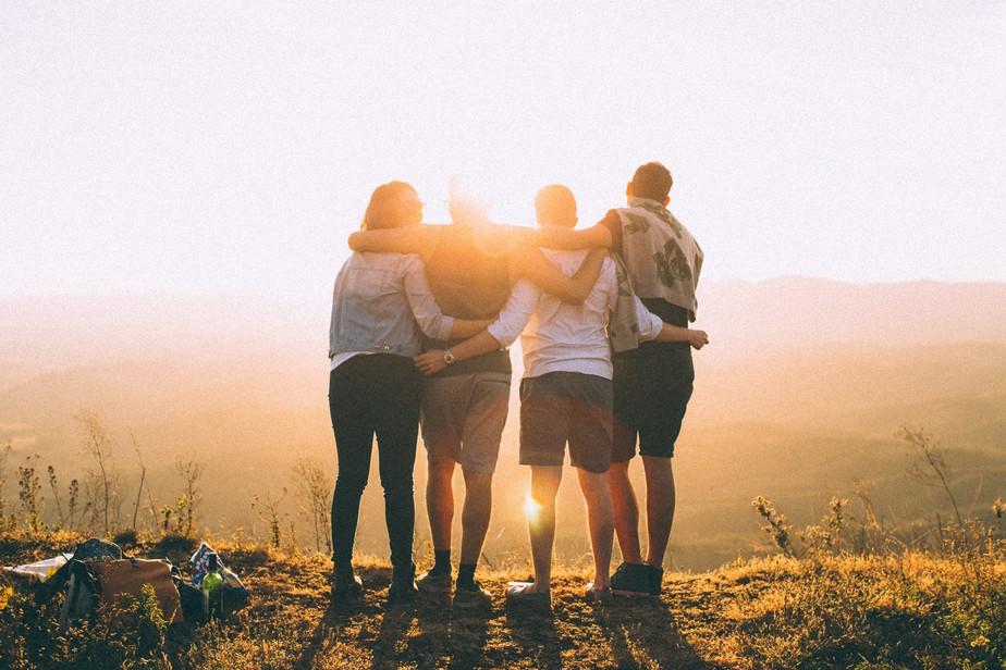 """30 de Julho: """"Dia Internacional da Amizade"""""""