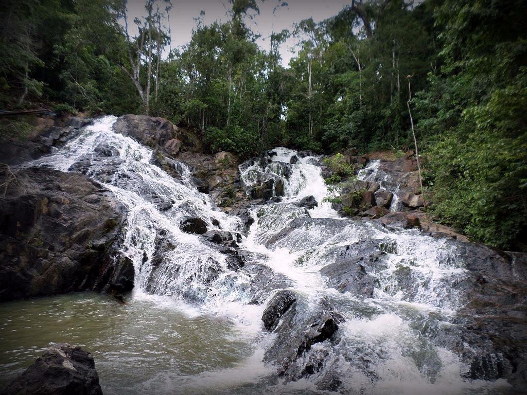 Cartão postal de Colíder (MT), Cachoeira Mercúrio é frequentada em mais de 90% por famílias
