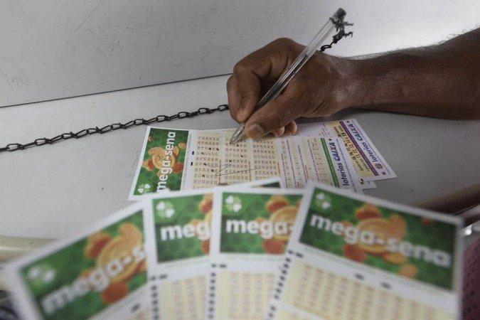 Aposta de Sorriso (MT) ganha quase R$ 50 mil na Mega Sena