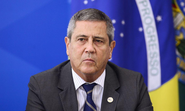 Ministro Braga Netto diz que não há ameaça contra eleições
