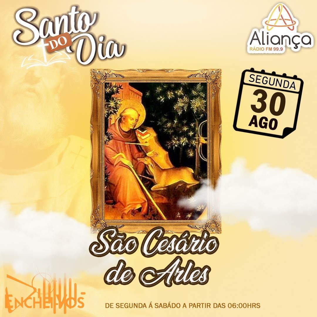 """""""Santo do Dia"""": conheça a história de São Cesário de Arles"""