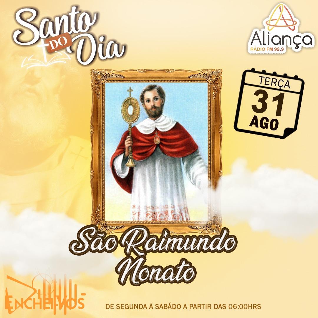 """""""Santo do Dia"""": São Raimundo Nonato, Padroeiro das Parteiras e dos Obstetras"""