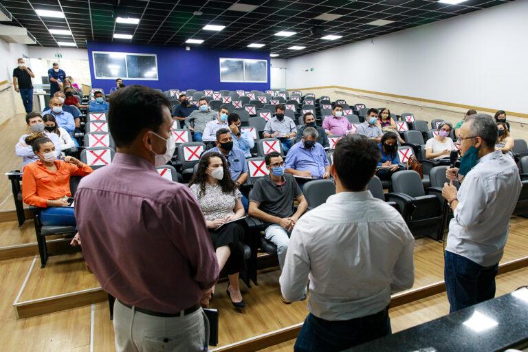 Sinfra recebe novos engenheiros e reforça atuação para melhoria da infraestrutura em MT