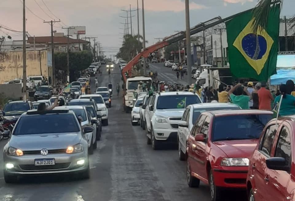 Mauro Batista faz resumo das manifestações do 7 de setembro ocorridas em Colíder (MT) e em todo o país