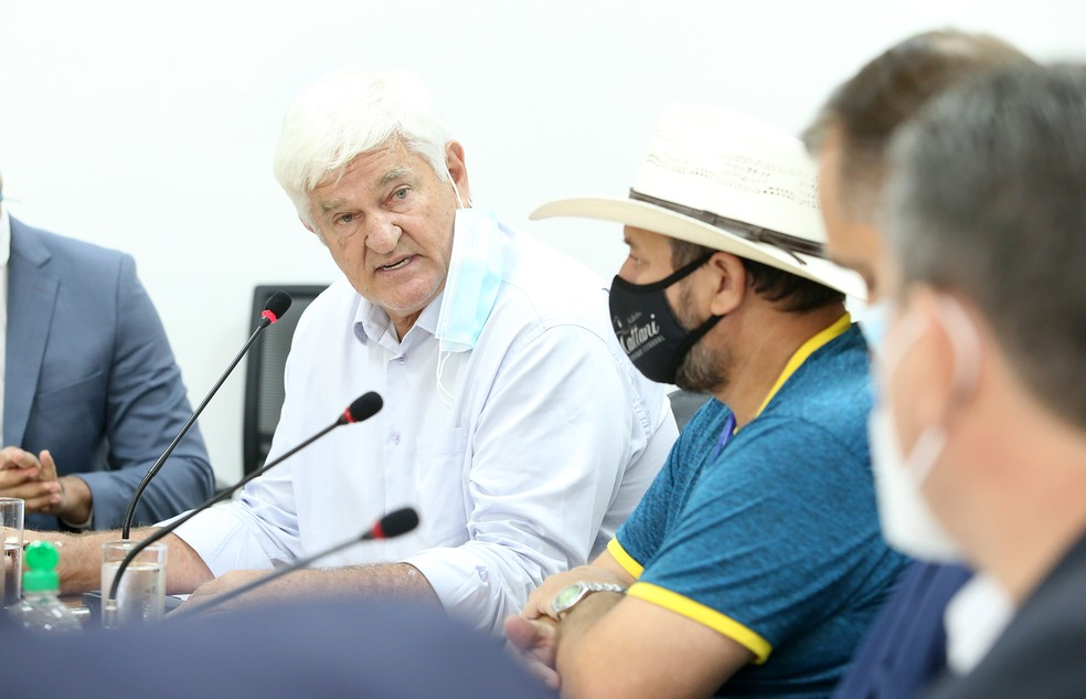 Antônio Galvan nega uso de recursos públicos pela Aprosoja