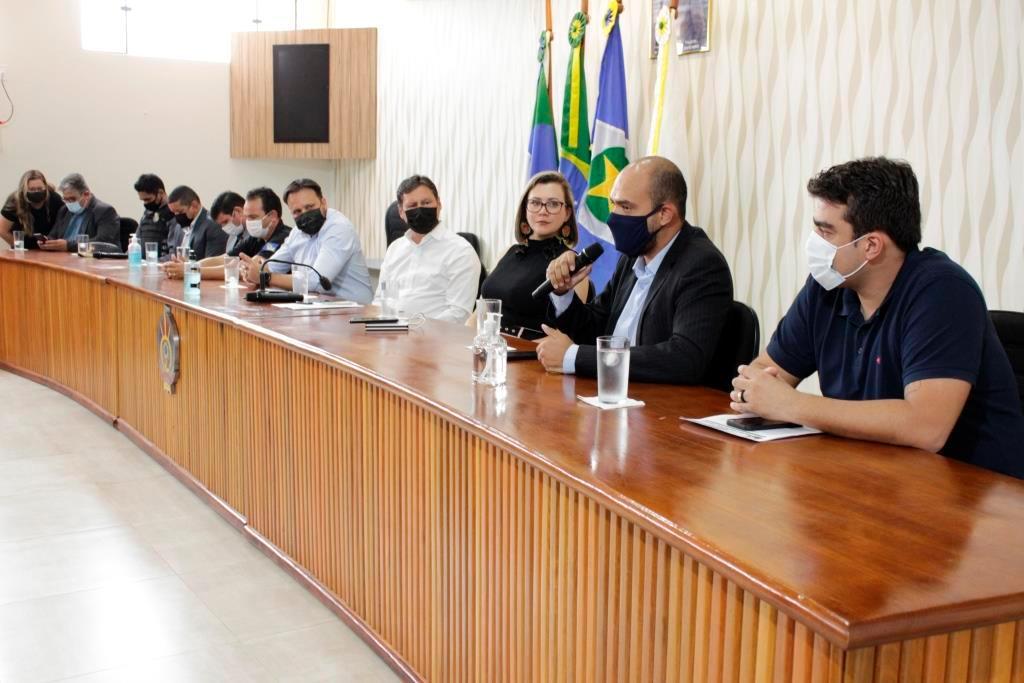 Consegs fortalecem articulação em encontro regional de Comodoro (MT)