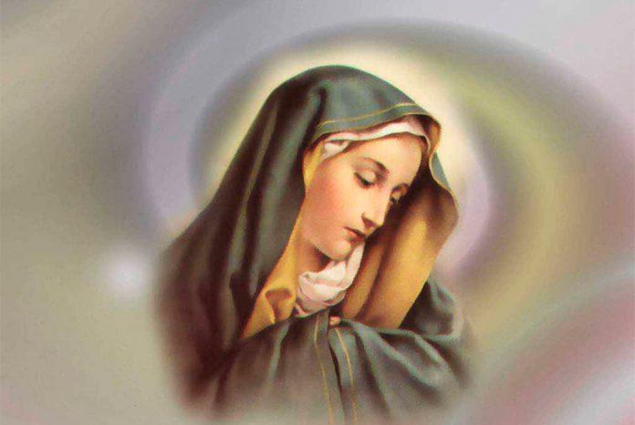Celebramos hoje (08/09) a Natividade de Nossa Senhora