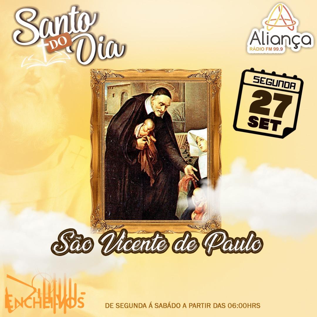 """""""Santo do Dia"""": conheça a história de São Vicente de Paulo"""