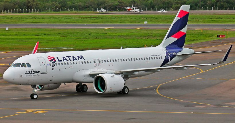 Latam confirma voo direto Sinop (MT) – Brasília