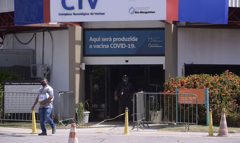 OMS escolhe Fiocruz para produção de vacinas contra covid-19