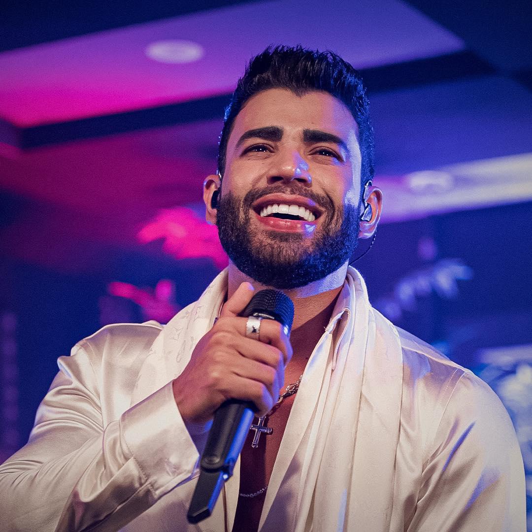 Gusttavo Lima emplaca as 5 músicas do Buteco in Boston no Top 200 do Spotify