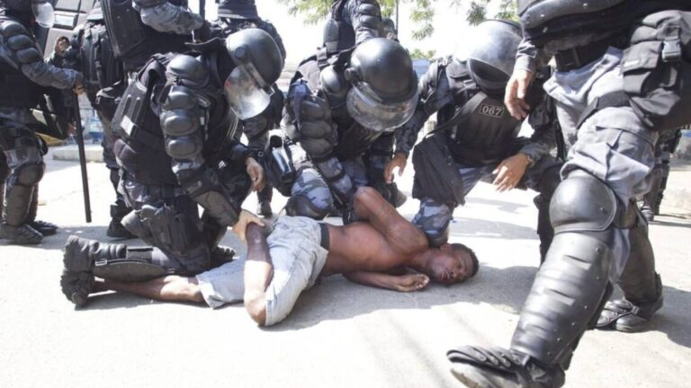 ONG recomenda ações para reduzir violência policial na América Latina