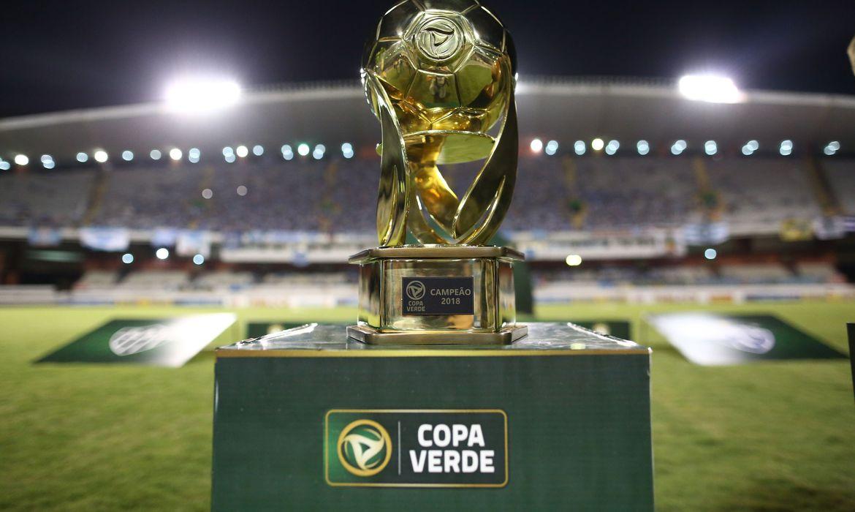 Copa Verde começa nesta quarta (13) com 4 jogos no Norte e Centro-Oeste sem o Luverdense de MT