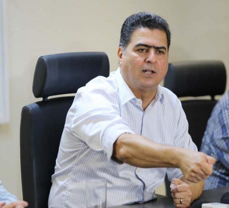 Justiça afasta prefeito Emanuel Pinheiro do cargo