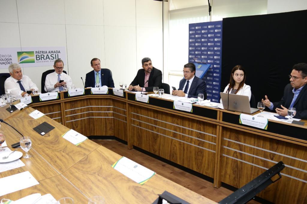 Secretário propõe parceria com a Embaixada de Israel para reforçar ações tecnológicas em MT