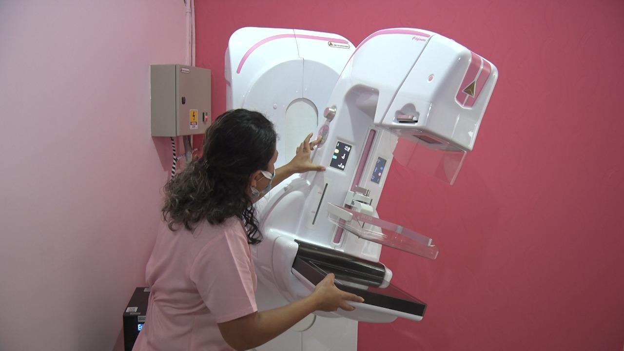 Durante o Outubro Rosa, Saúde de Guarantã do Norte (MT) vai dobrar de 60 para 120 números de consultas e exames de mamografias